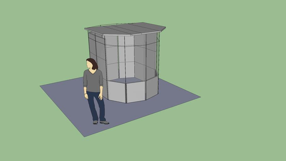 ClearSonic MiniMega Drum Isolation Booth