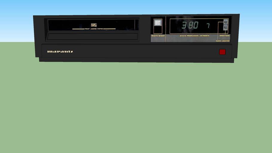 Marantz (MV464) VHS VCR