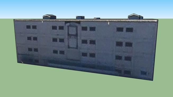 Edificio en Valparaíso, Chile MIo(: