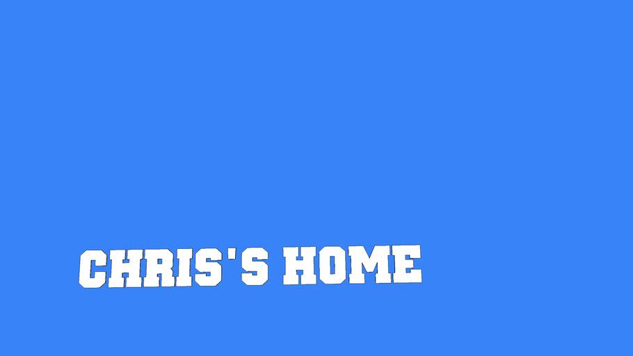 chris's home