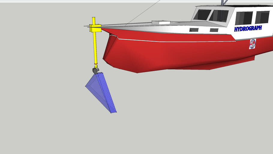 boat hydrographic