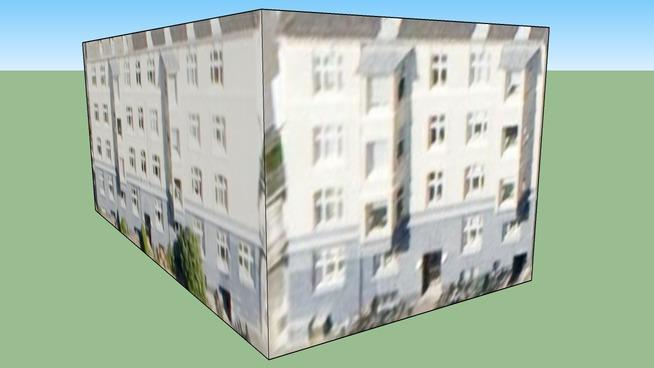 Building in Frederiksberg, Danmark