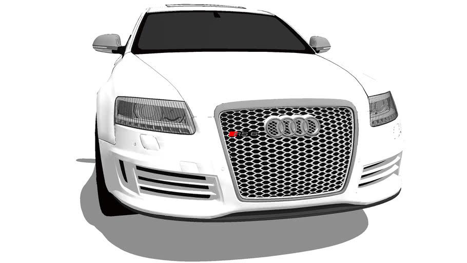 Fahrzeuge - Audi RS6 C6