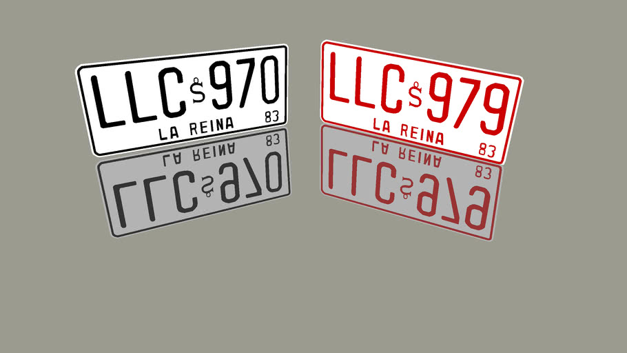 Patentes Chilenas de 1983