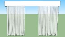 fenêtre / parure