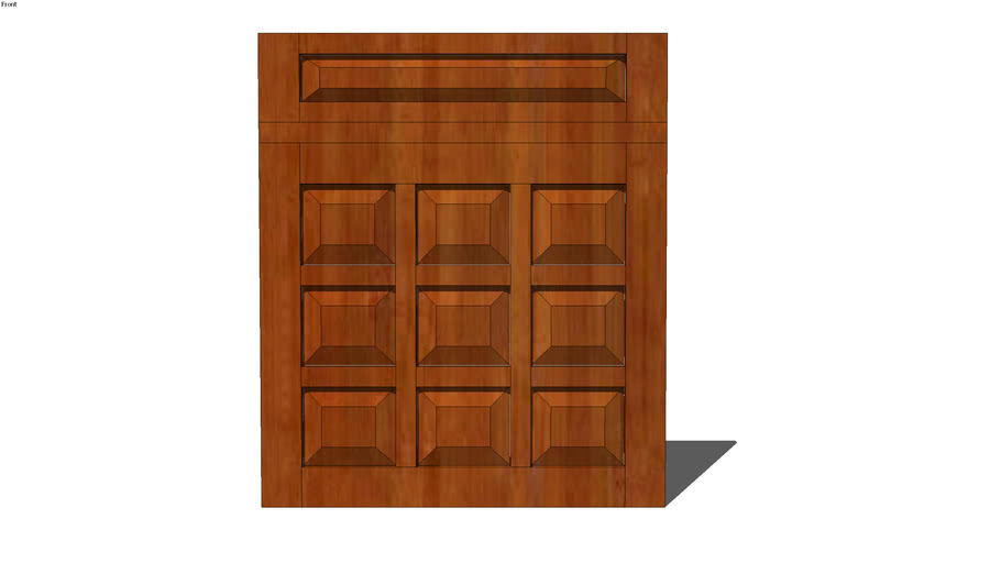 DOOR-60X52 CM