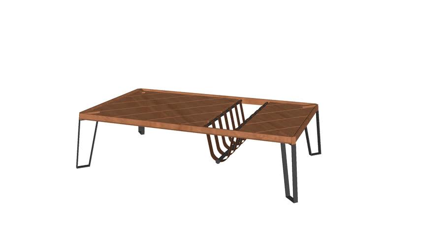 Danesa mesa de centro