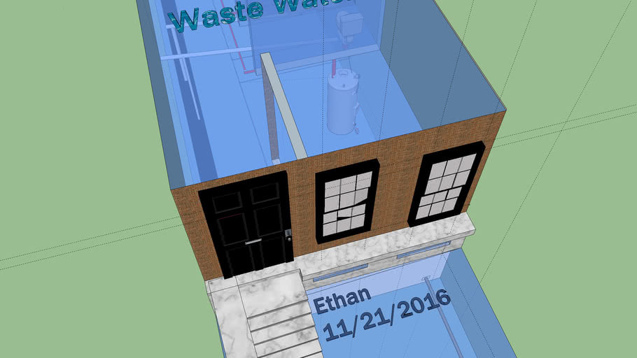 Waste Water Map