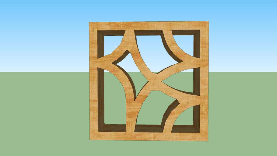 Linha Rústica Orgânica - Modelo 2