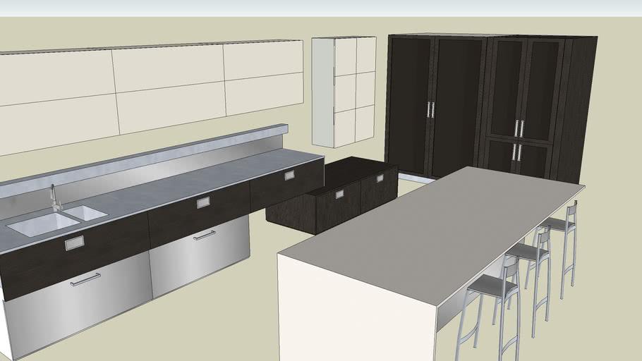 Pedini kitchen