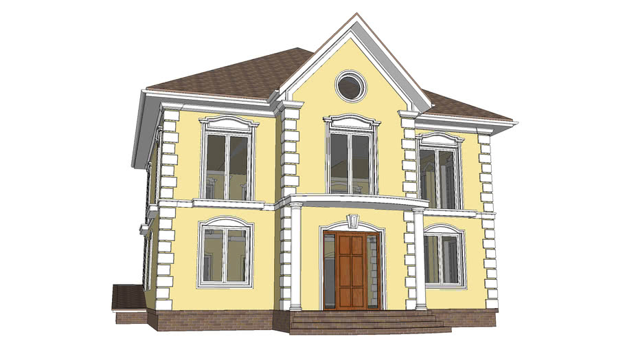 Bossage: SketchUp Library of Architectural Decoration