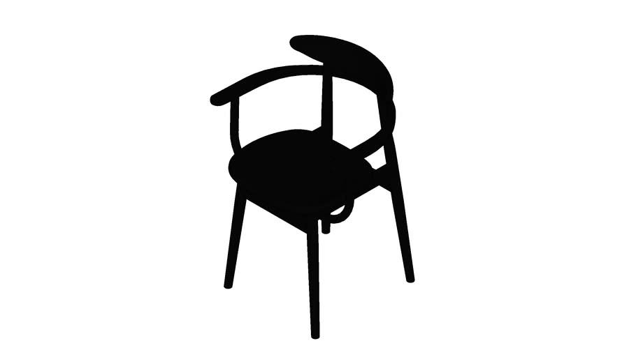 Teo dining armchair
