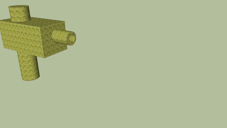 camoflauge turret