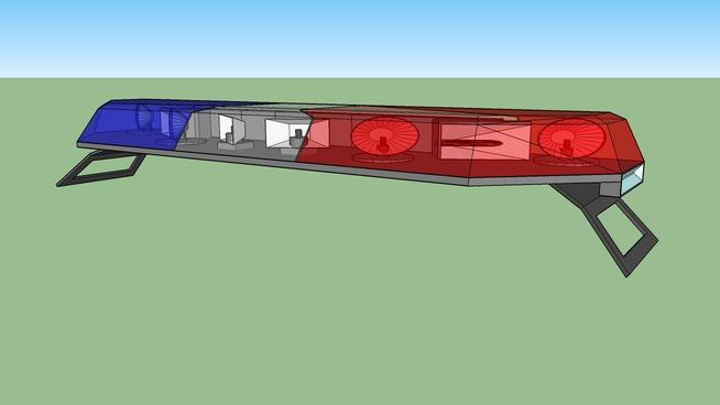 JPOC R-500 Lightbar