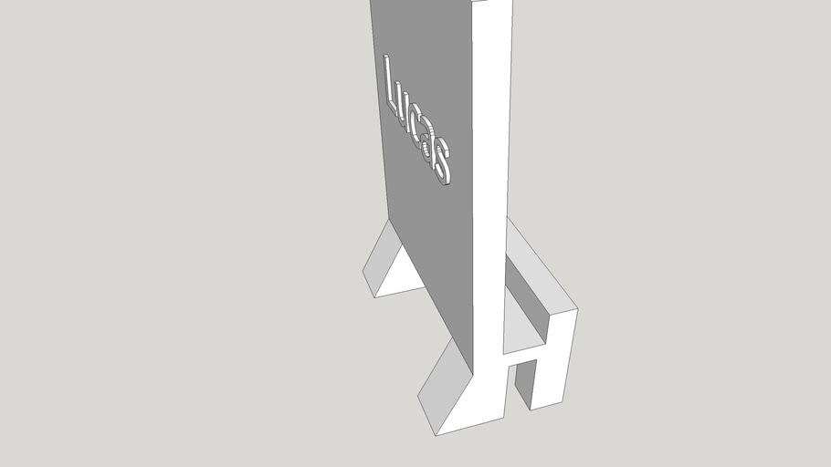 Lucas Botero 3D printer