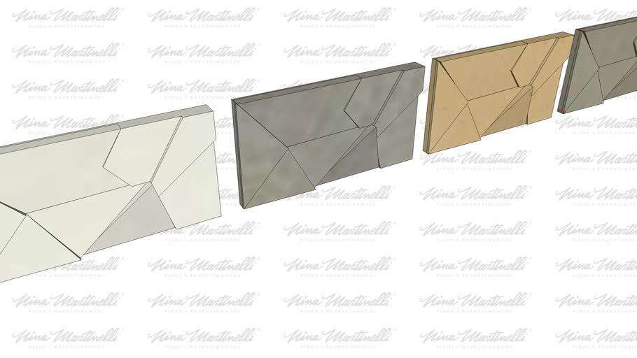 Colezione Cemento - Triangulo