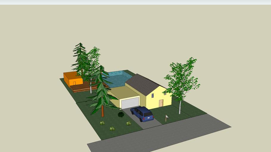 Simple House #2