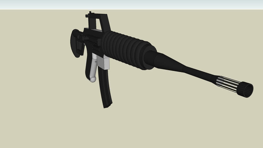 am9-35 7mm assault rifle - OUTDATED