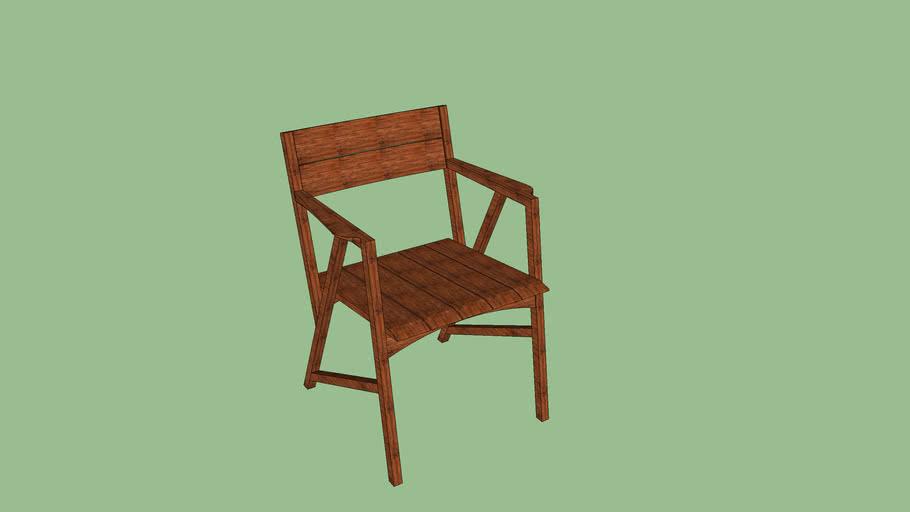 Cadeira Atibaia - Galeria das Lonas