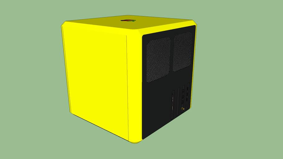 Apple's Next Cube