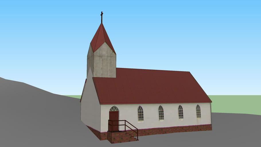 Hattarvík Church