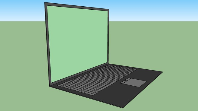 Laptop by Thomas