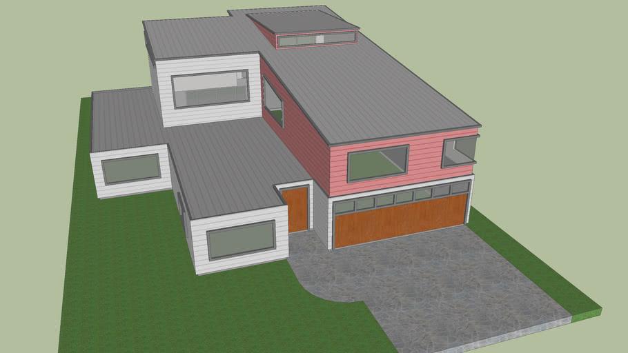 Modern Family House / Home