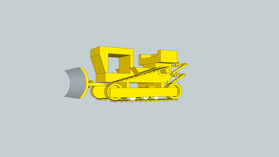 mini dozer