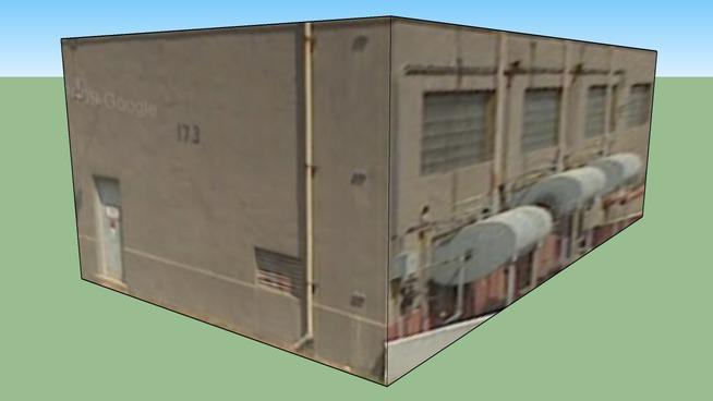 Building in Alameda, CA, USA