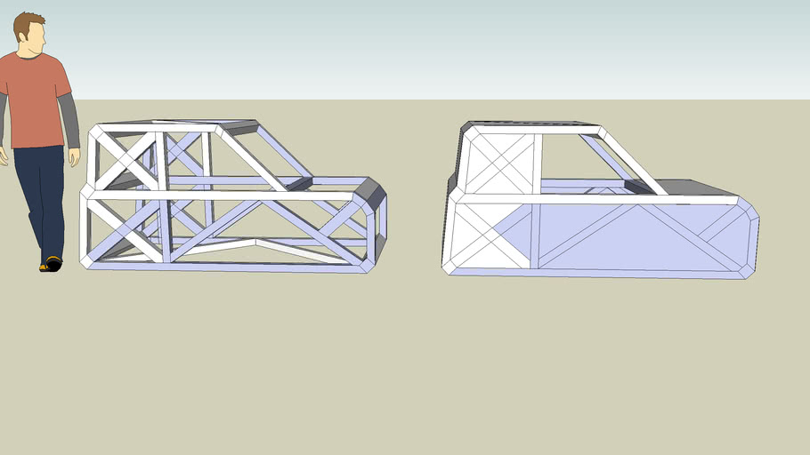 Mini Cooper Framework