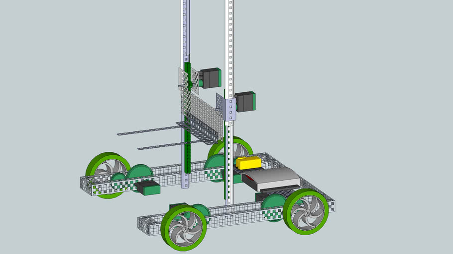 VEX Forklift Robot Example