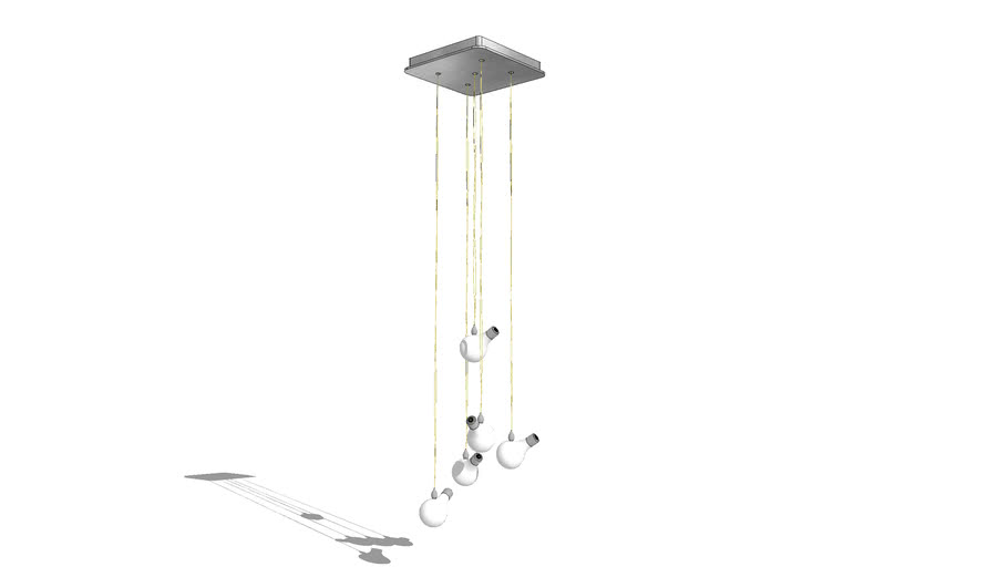 Contemporary Ceiling Lamps 3d Warehouse
