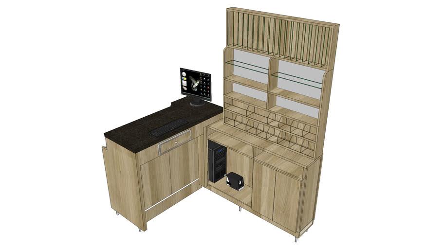 Kit-513- Caixa Comercial -Restaurantes -Lanchonentes-Padarias por: Alex Marques