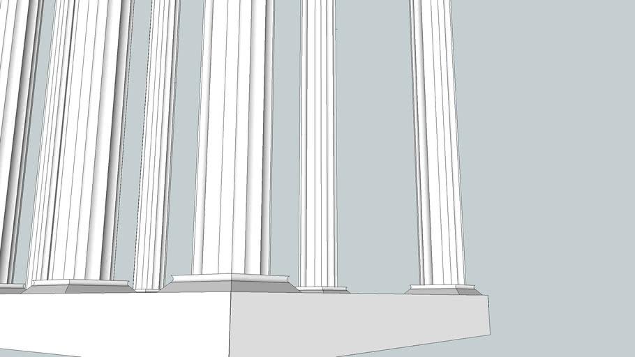 greek columns(ovi)