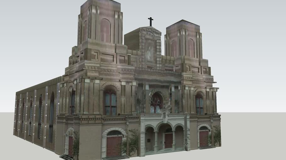 st andreus church 2033 Constance St, New Orleans, LA 70130, USA