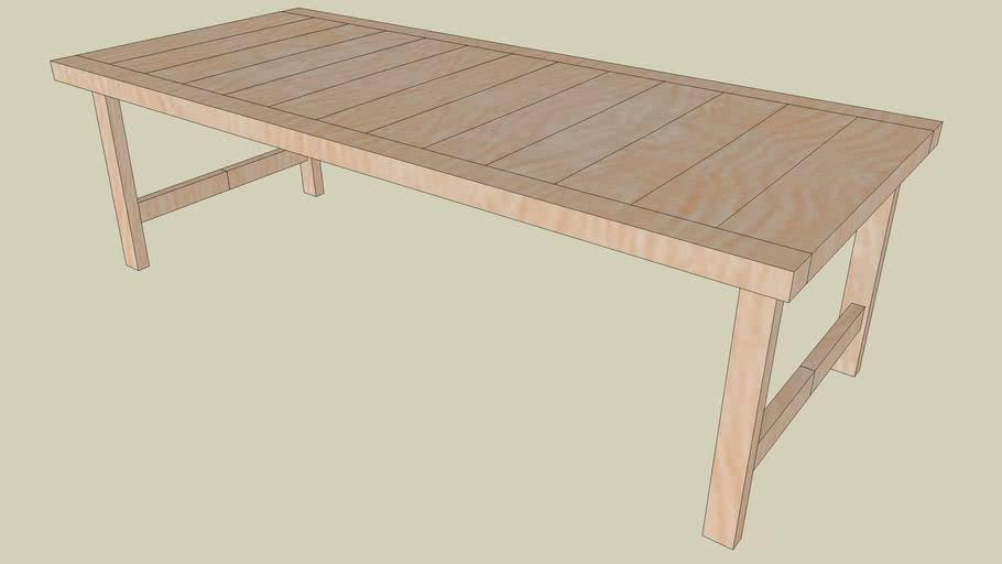 Castle Ward: Table