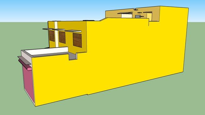 Raziuddin's house