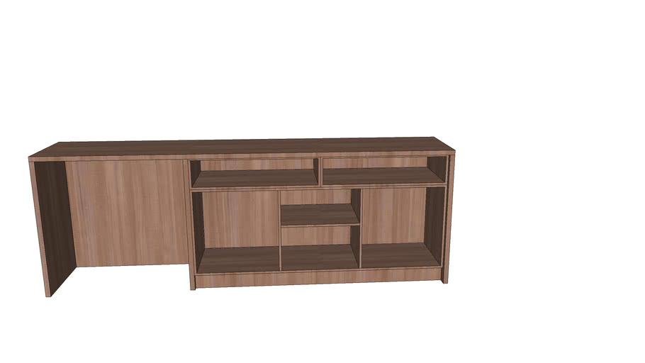 mueble comoda escritorio