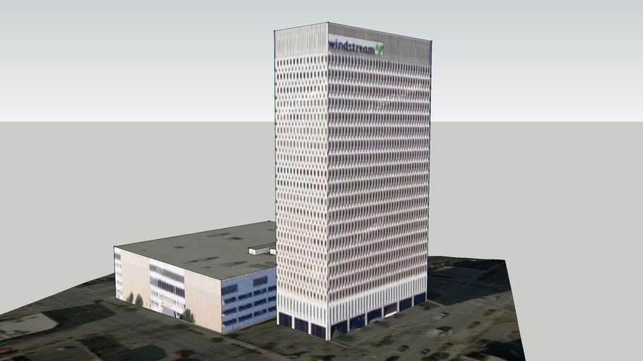 Landmark Building, Greensville, SC