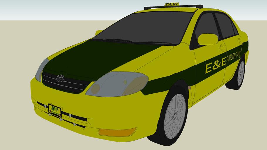 E&E Manila Taxi