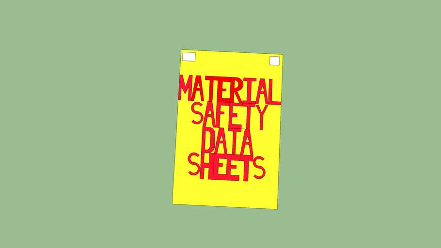 Regier Material Safety Data Sheet