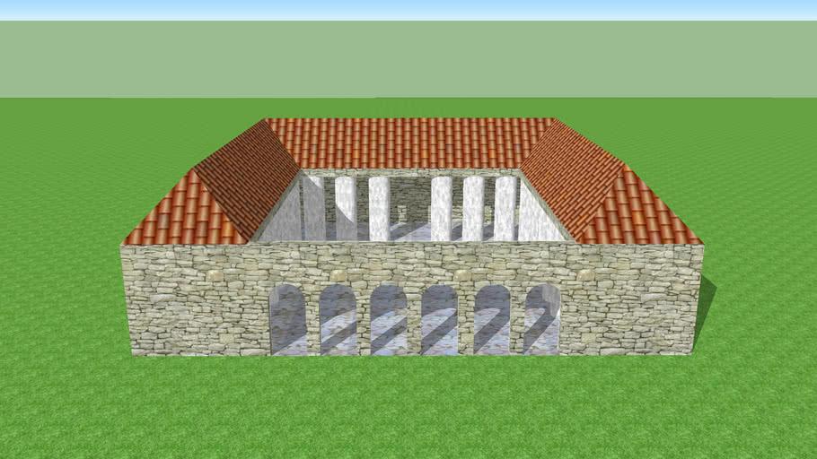 Roman Barracks