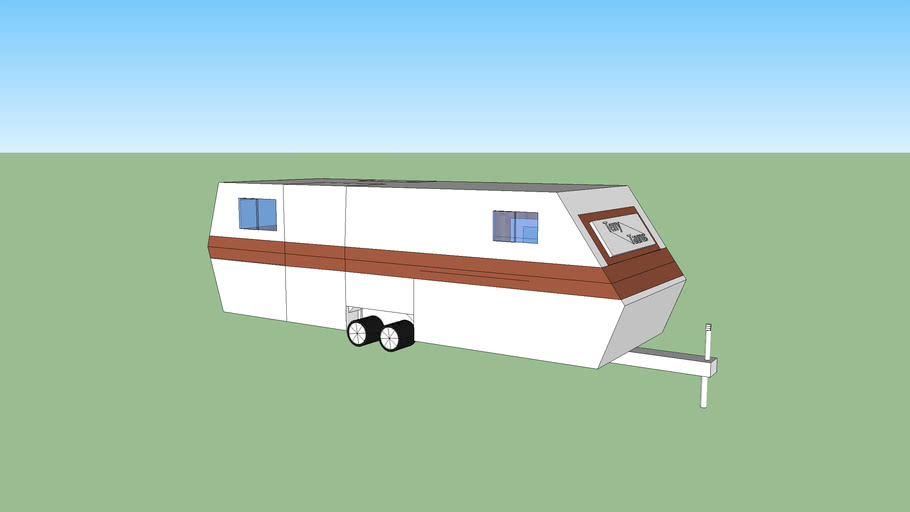20' Terry Travel Trailer