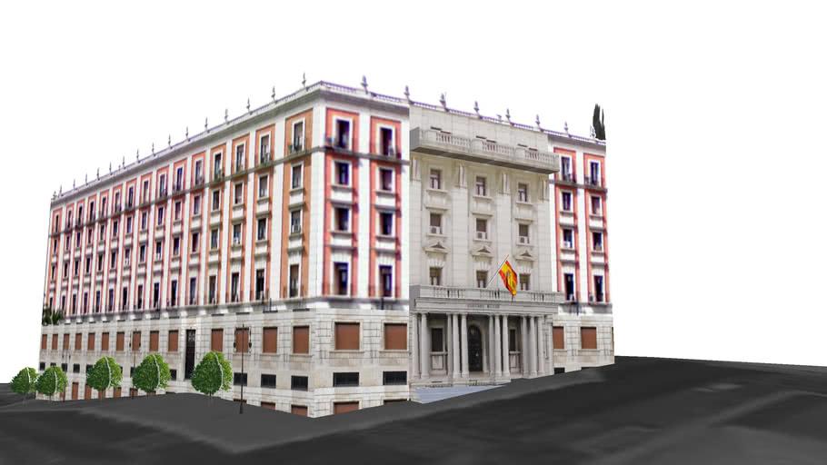 gobierno militar - Valenciea