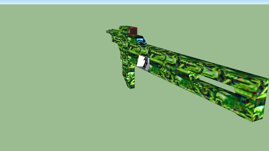 AKP 19-03 SOCM Sniper Rifle Model 12