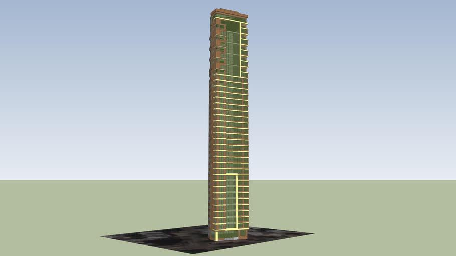 Edificio Grattacielo Barranquilla