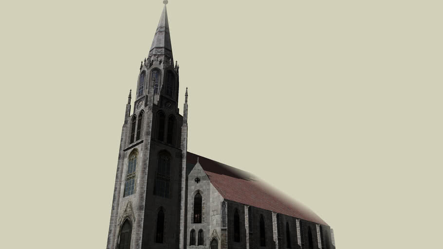 Kirche St. Maximi in Merseburg