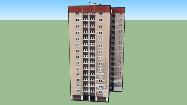 Building in Edinburgh EH7 6HN, UK