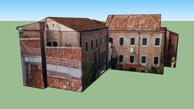 Construção em Veneza VE, Itália