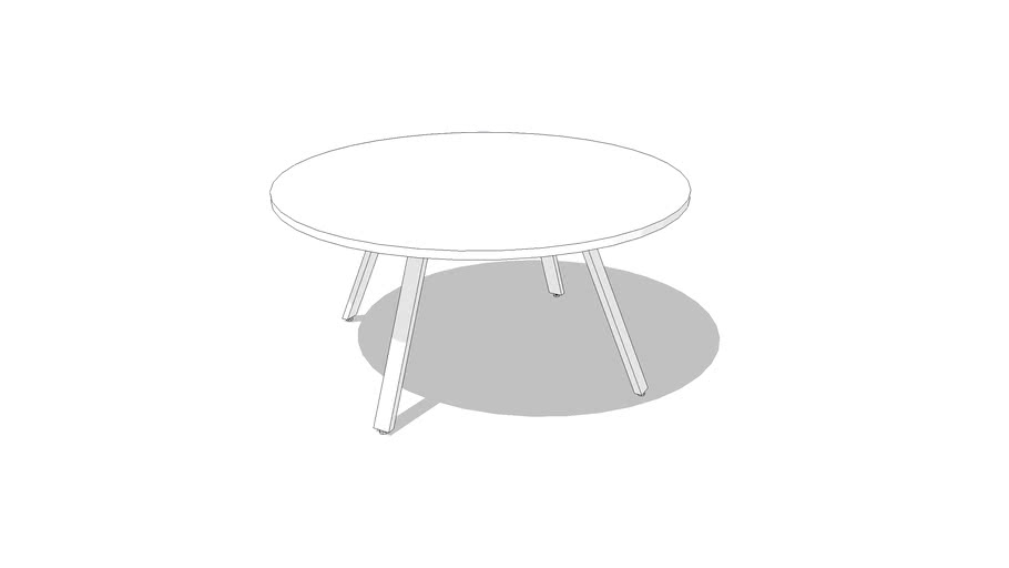 "Watson Tonic™ Table 60"" Round"
